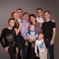 Наша дружная семья) :: Daniel Woloschin
