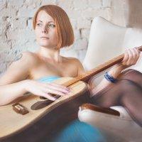 Девушка :: Евгения Кемпи