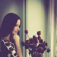 Грусть :: Мила Гаськова