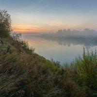 Осенний рассвет :: Валентин Котляров