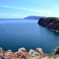 Славное море,священный Байкал... :: Ольга