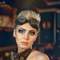 Stimpank style :: Aleksey Fedosov