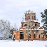 Церковь Зачатия Иоанна Предтечи. :: Дмитрий Земсков