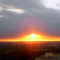 Восход солнца :: Валерьян Запорожченко