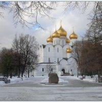Золотые купола. :: Vadim WadimS67