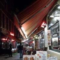 Ресторанчики в центре города :: Борис Соловьев