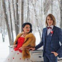 свадьба в стиле кока-кола :: Лидия Орембо