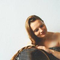 Книга Лиц - Девушка-Сито :: Rudenko-Photography Александрия