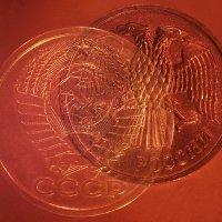монеты :: Вячеслав Позднышев
