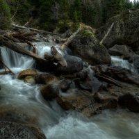Приграничный поток :: Влад Халимов