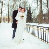 Зимняя свадьба :: Ксения Субботина