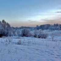 Зимний вечер... :: WADIM *****