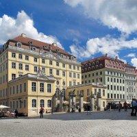 Из архитектуры Дрездена. Германия. :: Александр Назаров