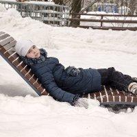 На пляже :: Ирина Шарапова