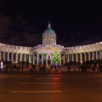 Казанский собор. :: Ирина Нафаня