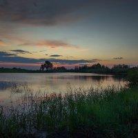 Начало нового дня. :: Kassen Kussulbaev