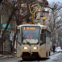 Трамвай на Станиславского :: Олег Сычиков