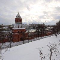 Вид на Москву из Кремля :: alexx Baxpy