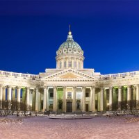 the Kazan Cathedral :: Евгений Гусев