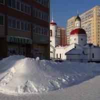Воскресный день в Боровиках :: Валерий Чепкасов