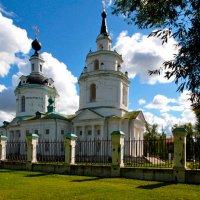Храм Успения Пресвятой Богородицы :: Nikolay Monahov