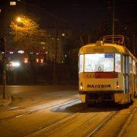 ночной трамвай :: Катерина Байкалова