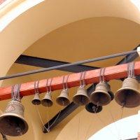 Звонница православного храма. :: Елена