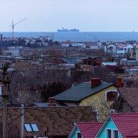 на горизонте :: Sergey Bagach