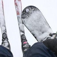 Лыжи :: Виктория Михайлова