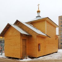 Церковь Спаса Преображения в Нагатино-Садовниках. :: Александр Качалин