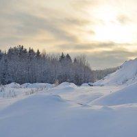 зима :: Натали Задорина