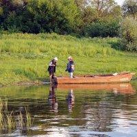 Два товарища-рыболова :: Валерий Судачок