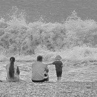 Трое у моря.... :: M Marikfoto