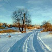зимний этюд :: vitarmar иванов
