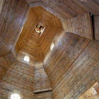 Реконструкция казацкого храма на Хортице :: Игорь Шубовичь