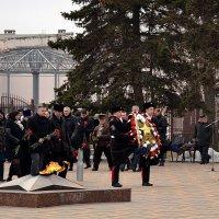 В день освобождения города :: Владимир Болдырев