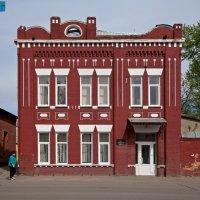 Моршанск. Здание бывшего Гранд-Отеля. Отдел образования администрации города :: Алексей Шаповалов Стерх