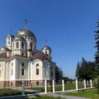 Собор Мариии Магдалины в Нальчике :: Олег Петрушин
