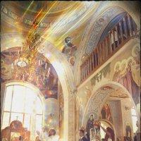 Венчание в Ялте :: Максим Яковлев