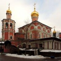 Церковь Всех Святых на Кулишках. :: Александр Качалин