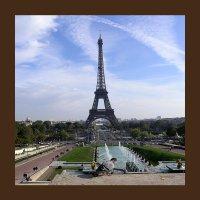 Под небом Франции.Париж :: Черных Ксения