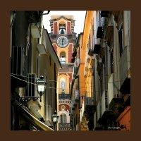 На улочках Сорренто. Италия. :: Ксения Черных