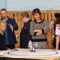 соревнования по робототехнике :: Наталья Василькова
