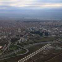 Вид на город сверху. Стамбул, Турция :: photobeginner khomyakov
