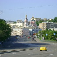 Московские коленца :: Сергей Антонов