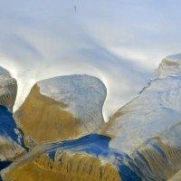 Гренландия с 11 тыс. метров :: Алексей Меринов