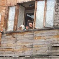 Вот так еще живут люди :: Владимир Юдин