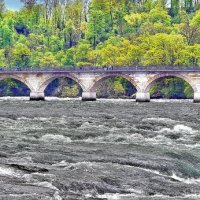 мост над бурными водами :: Александр Корчемный