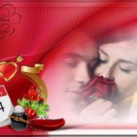 Любовь, как волшебство, над всем одержит верх и поведёт к мечте безудержно, бесспорно... :: Freddy 97