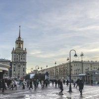 Город :: Игорь Максименко